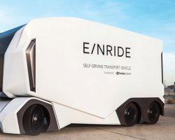 瑞典(Sweden)当局发出许可证  全球首辆电动自动驾驶卡车将上路
