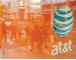 计划从中分得一杯羹  美国电信巨头AT&T  提交基于区块链的专利申请