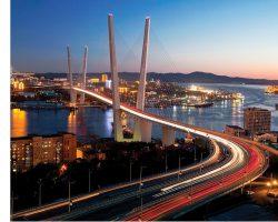 俄罗斯(Russia)远东城市 海参崴(Vladivostok) 领略俄式风情的最佳旅游城市