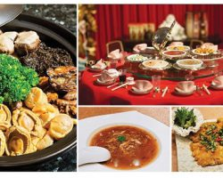 """推出""""丰盛荣华的一年""""新年菜单  隆市希尔顿酒店(Hilton Kuala Lumpur)  让喜爱中式美食顾客惊喜连连"""