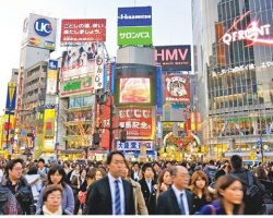 未来5年  日本(Japan)决定  引进34.5万外国劳动者
