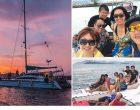 著名旅游胜地之一  兰卡威(Langkawi)  旅游景点让游客流连忘返