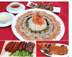 迎接2019年己亥猪年降临  灵市大同皇苑(Imperial Garden Restaurant)  推出佳肴美馔同庆佳节