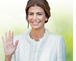 阿根廷(Argentina)第一夫人  朱莉安娜·阿瓦达(Juliana Awada)  美貌与自信兼具更懂得把握自我命运