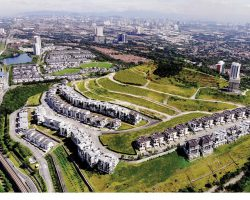 坐落于Putra Heights地区 Kingsley Hills@Putra Heights 巴生谷最不容错过的发展计划