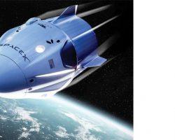"""人类到太空旅行又跨前一步  """"载人龙飞船""""(Crew Dragon)  完成首次试飞任务"""