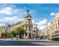 西班牙(Spain)马德里 为全球最好的豪宅投资地之一