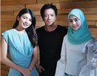 On Muse(视星文化)创始人兼CEO 王炳智(Ong Peng Chu) 制作《左肩》歌曲唱响马中友好关系