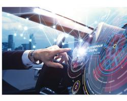 制造商向新技术迈进 传统汽车成四轮电脑