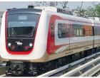 """第一条地铁线路开通 印尼雅加达市民实现""""地铁梦"""""""