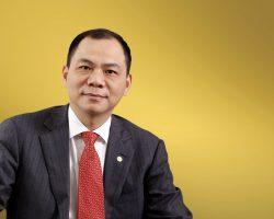 越南(Vietnam)首富 Vingroup创始人潘日旺(Pham Nhat Vuong) 积极部署全球策略全力开拓汽车业
