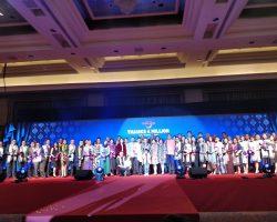 """泰国旅游局(TAT)4月19日  举办""""Thanks 4 Million – Let's Celebrate Songkran Festival""""大型晚宴"""
