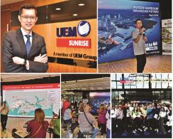 地库位于策略地理位置 UEM阳光公司 谨慎落实国内外发展计划