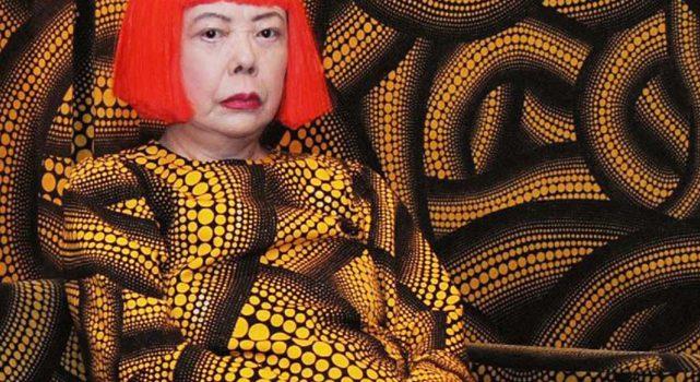 日本(Japan)国宝级艺术家 草间弥生(Yayoi Kusama) 从被视为耻辱到万人敬仰