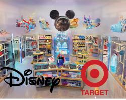 与塔吉特(Target)合作  迪士尼(Disney)开设65家店中店