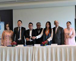 与中国与韩国公司合作 INIX科技打造新零售平台