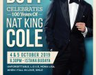 Yannick Bovy 'Celebrates 100 Years Of Nat King Cole'