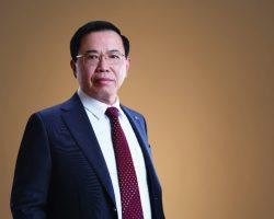中国(China)公司TCL创始人 李东生(Li Dongsheng) 自强式奋斗精神追逐强企的梦想