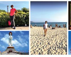 享有中国夏威夷之称 三亚(Sanya)永远的热带海滩天堂