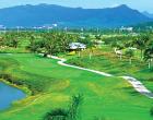 中国海南岛三亚(Sanya) 椰风海韵成高尔夫球手乐园