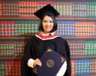 来自霹雳州渔村角头北港 Quest国际大学A+医学生 让渔夫父亲及同乡感到骄傲