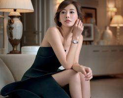 台湾(Taiwan)著名女艺人 林志玲(Lin Chi-ling) 不断跨界走出舒适圈挑战自我