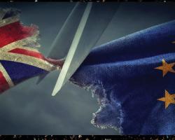 2020年1月31日23时 英国与欧盟正式分家
