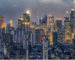 中国房地产开发投资总额  2019年12月增速明显放缓