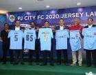 QI集团(The QI Group)旗下足球队 八打灵再也足球俱乐部(PJ City FC) 发布令人期待已久的主场客场新球衣