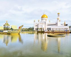 东盟(ASEAN)成员国之一 文莱(Brunei)旅游美景待探索