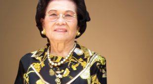 新鸿基(Sun Hung Kai Properties)灵魂人物 邝肖卿(Kwong Siuhing) 成为香港(Hongkong)名副其实女首富