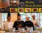 吉隆坡市中心帝苑酒店(Hotel Istana Kuala Lumpur City Centre) Taman Sari Brasserie餐馆推出扁担饭自助餐