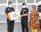 与本地非盈利组织Malaysian CARE合伙  双威(Sunway)向改造中心提供再循环使用香皂