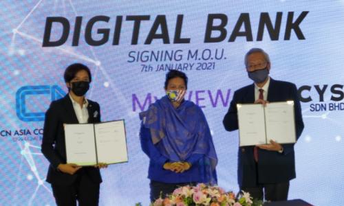集艺亚洲与Intcys公司 携手进军妇女数码银行