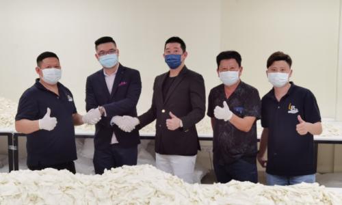 香港2上市公司实地考察    拟向Inix订购2.4亿盒手套