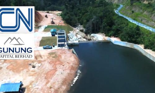承建三座水力发电厂 集艺亚洲料获颁3亿合约