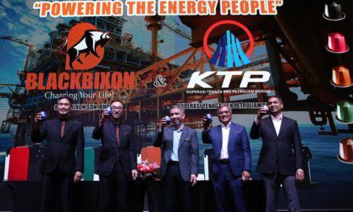 日新工业携手油气业扩张能量咖啡饮品业务