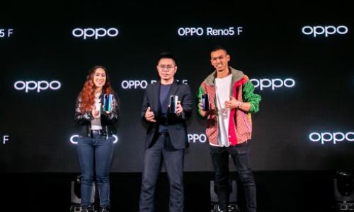 智能设备品牌OPPO 推出全新OPPO RENO5 F