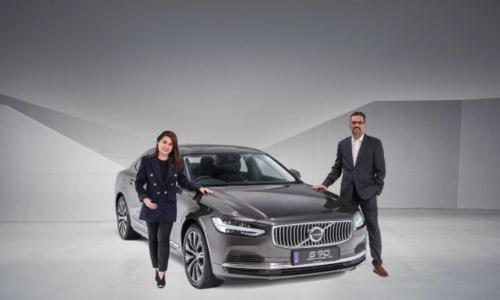 大马 Volvo Car 推出崭新  Volvo S90 Recharge T8 插电式混合动力轿车