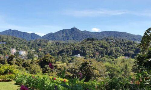 到金马仑旅游(2/2) 徒步登山拥抱大自然